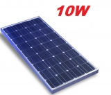 Fotovoltaický panel 10W poly