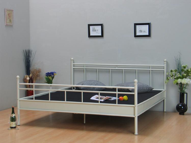 dum a bydleni kovov postel 140x200cm b l. Black Bedroom Furniture Sets. Home Design Ideas